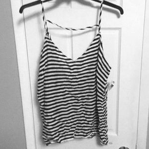 Old Navy strappy tank top XL